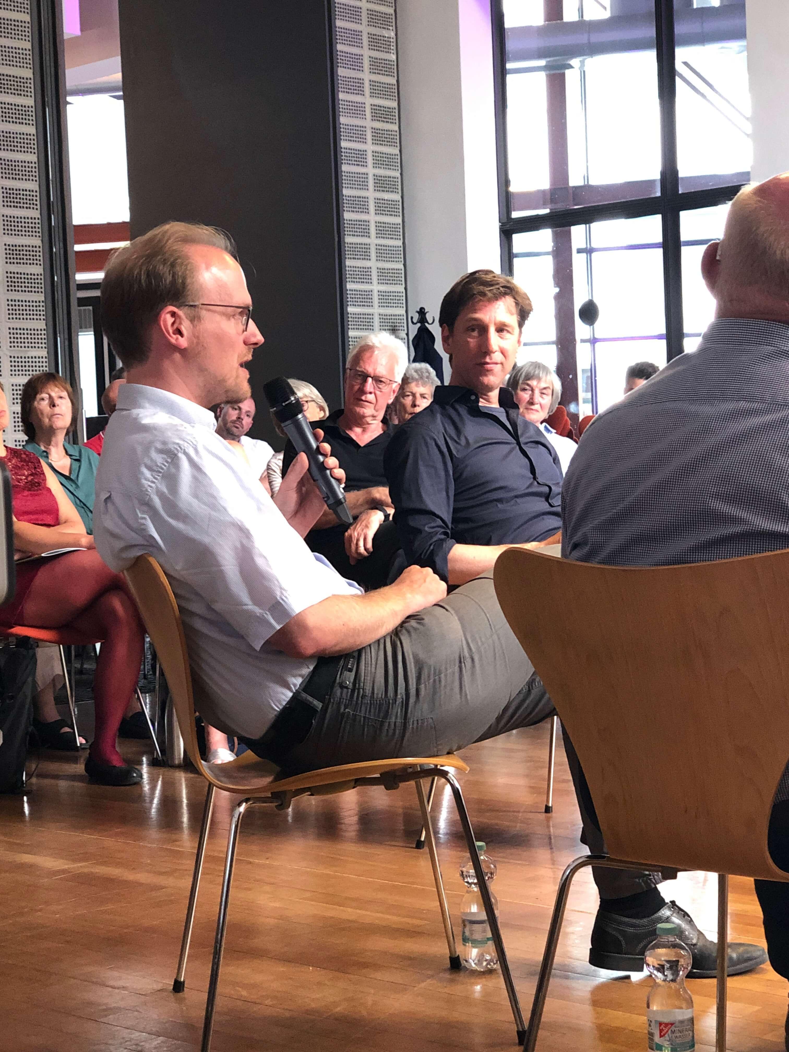 Plädiert auch für einen Kulturentwicklungsplan: Dr. Jung (SPD)